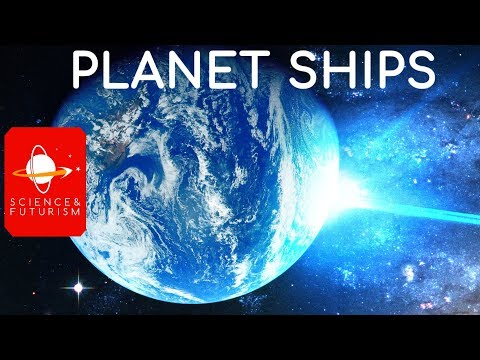 Planet Ships