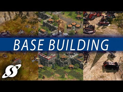 Meaningful RTS Base Building | Strategy Game Visions Episode 7