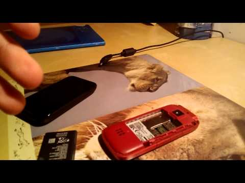 Unboxing e review do Nokia 5130 xpressmusic