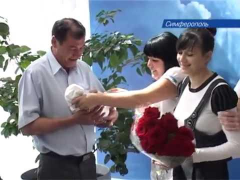 крымский Перинатальный центр посетила Ирина Акимова