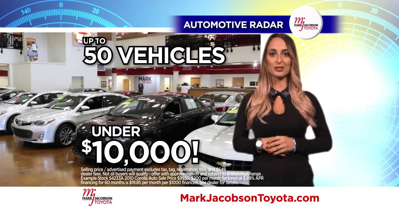 Delightful Mark Jacobson Toyotau0027s Indoor Preowned Superstore Has The Car You Want!