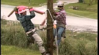 Distribution Line Repair - Hot Sticks [PREVIEW]