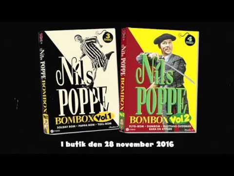 NILS POPPE: BOMBOX VOL 1 & VOL 2
