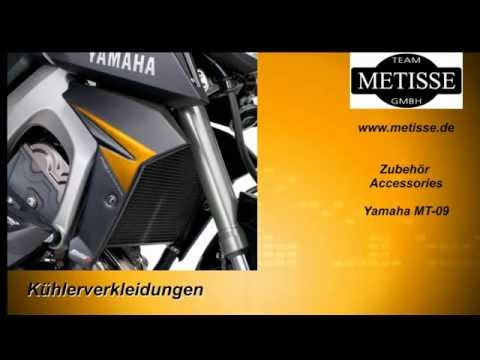 yamaha mt 09 zubeh r accessories youtube. Black Bedroom Furniture Sets. Home Design Ideas