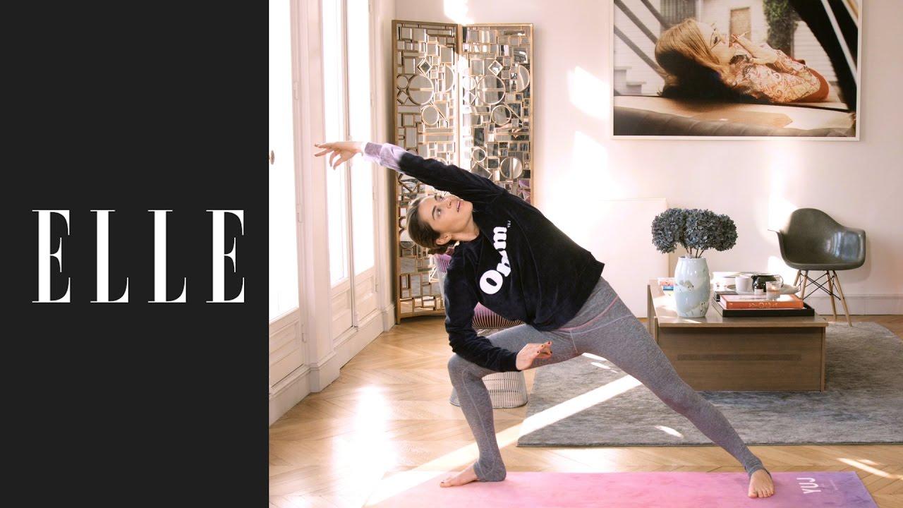 Download Le yoga débutant pour s'initier ┃ELLE Yoga