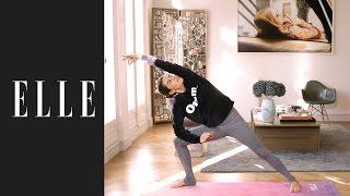 Le yoga débutant pour s'initier ┃ELLE Yoga