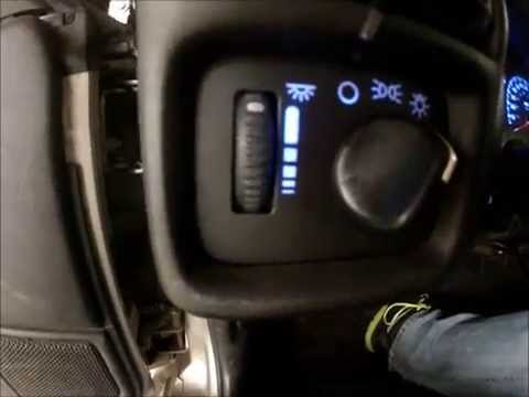 4th Gen F-body Camaro LED interior