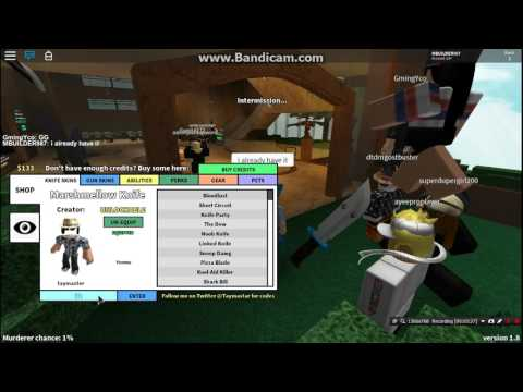TOP 3 Pet Codes!! for Twisted Murderer 2017