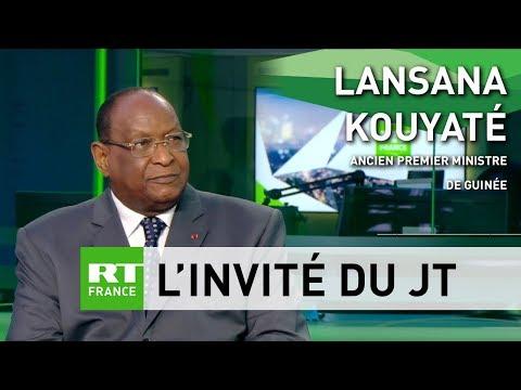 Lansana Kouyaté : «Il faudrait pouvoir créer un sommet Afrique-Russie»