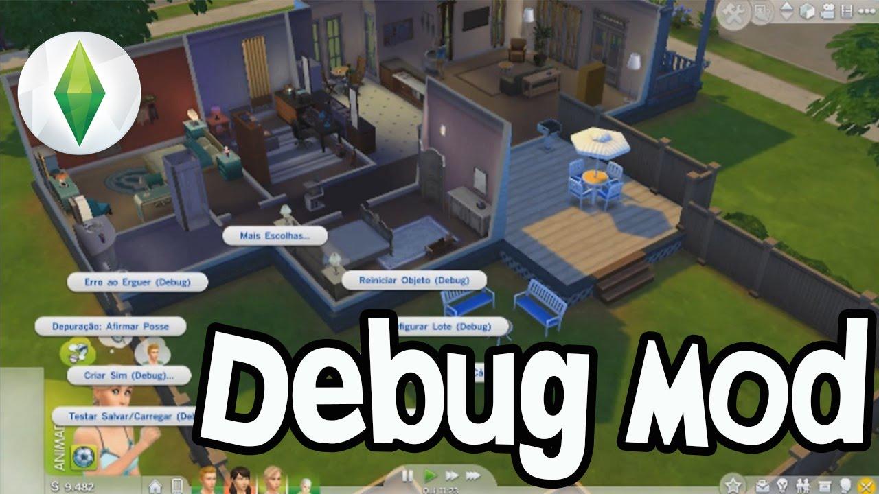 The Sims 4: Como baixar, instalar e usar o Debug Mod