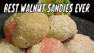 Walnut Sandies Or Pecan Sandies