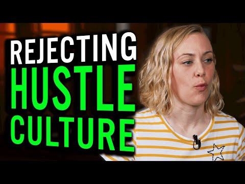 Hustle Culture is NOT HEALTHY