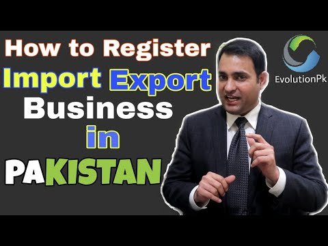 #1 How to get import export licence