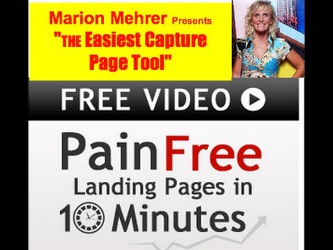 Make Capture Pages in Ten Minutes - Marion Mehrer