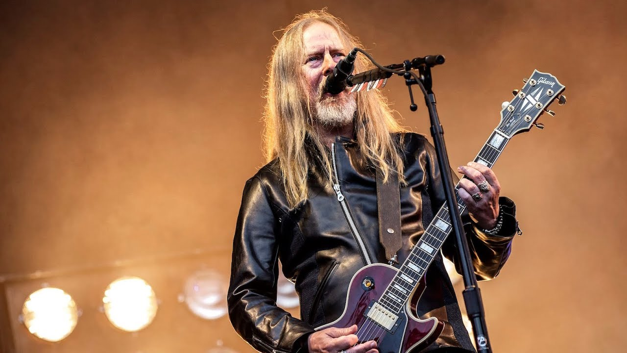 Jerry Cantrell Working On New Solo Record