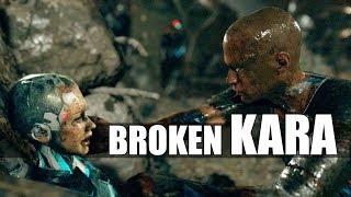 "Markus Meets a Broken Kara In The Junkyard"" - clickbait or not, you..."