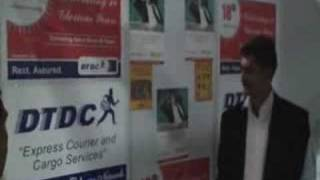 DTDC in World Gujarati Conference 2008 - Part-02