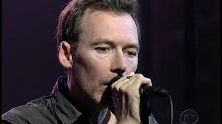 """TV Live: Jesus & Mary Chain - """"All Things Must Pass"""" (Letterman 2007)"""