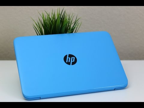 HP Stream 11 Review Late 2016 $199 Windows 10 Laptop Minecraft