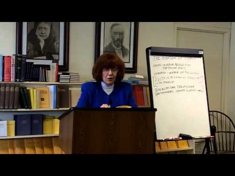 THE KINGDOM OF SPEECH— 4-21-13 Introduction