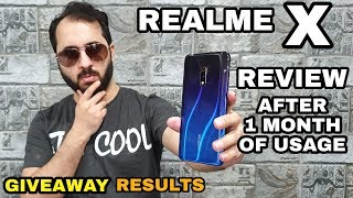 6 Reasons Not To Buy Realme X |Realme X Review After 1Month Of Usage With Pros & Cons