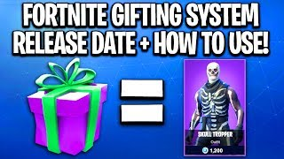 How Does The Fortnite Gifting System Work? Fortnite Gifting System Release Date, How To Use & More!