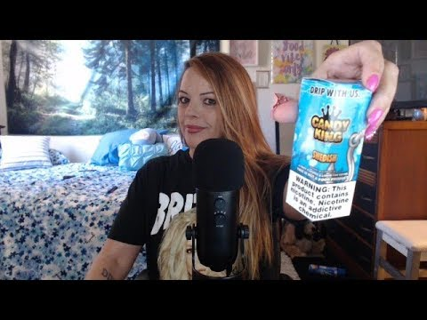 Candy King E Juice Swedish Juice Review!!