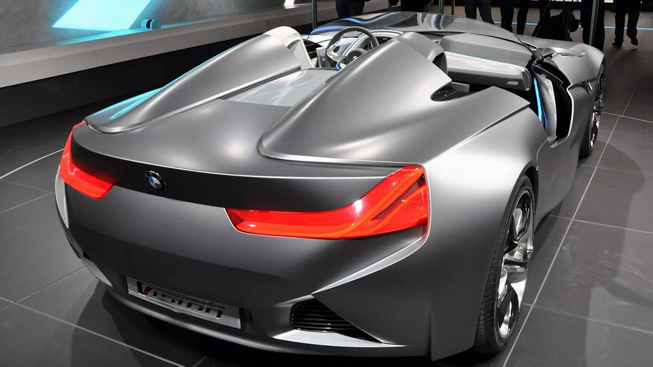 2011 BMW Vision ConnectedDrive Concept (2011 Geneva Auto Show) - YouTube