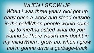 Readymade - When I Grow Up Lyrics