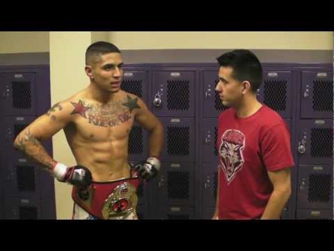 Jerry Sano of Bushido MMA defeats George Clynes (Sano Post Fight Interview)
