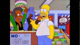 Video The Simpsons - Homer's Gun download MP3, 3GP, MP4, WEBM, AVI, FLV Mei 2018