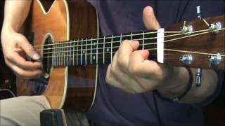 early morning rain- fingerstyle-chords.-Gordon Lightfoot