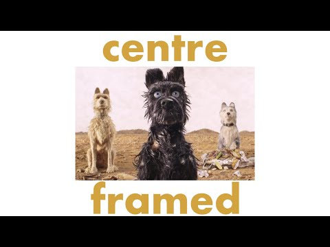 Isle of Dogs - Centre Framed   Wes Anderson