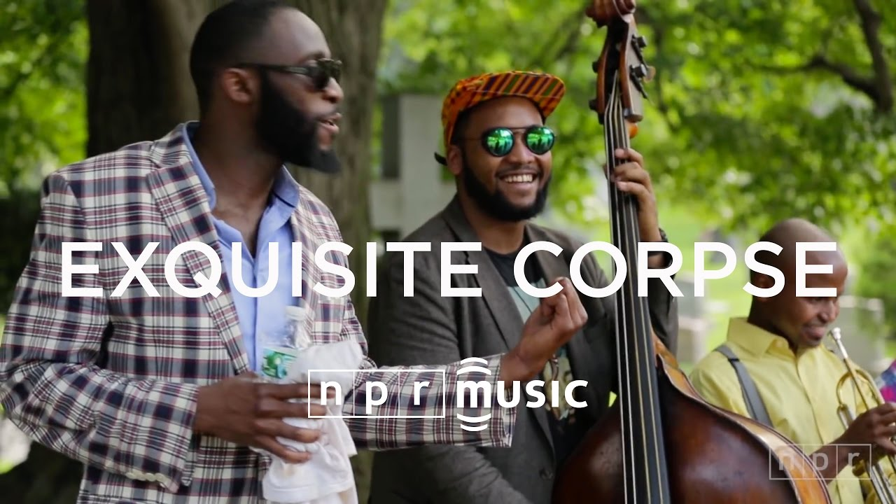 Exquisite Corpse at Woodlawn Cemetery: NPR Music Field Recordings