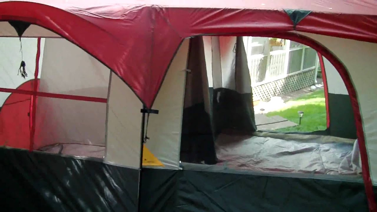 Northwest Territory Front Porch Cabin Tent