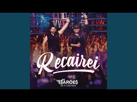 Recairei (Ao Vivo)
