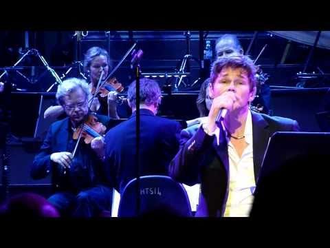 "a-ha ""October"" Royal Albert Hall London 08.10.10"