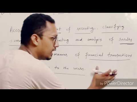 introduction to account - ing : class 11 th ( XI ) accounts for all video lecture, chapter - 1
