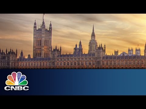 The world's financial capital is... | CNBC International