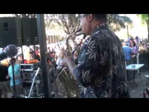 Hitmen   Los Gatos Music in the Park 2015