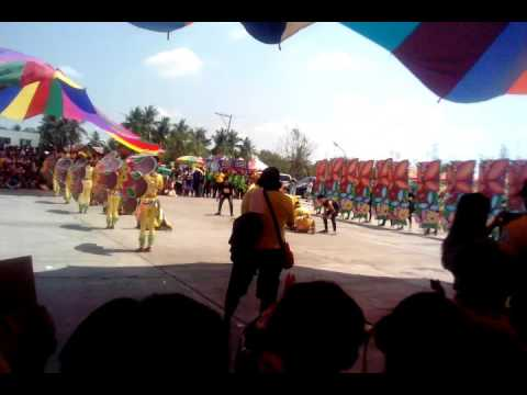2nd Balamban Dance Festival 2k16- Santiago City National High School (Champion)
