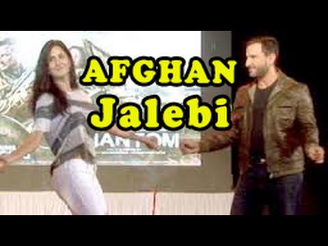 Afghan Jalebi Video Song - Phantom | Official Video Songs