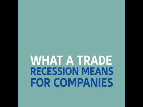 The Bottom Line] - What a trade recession means for