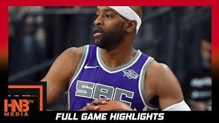 New Orleans Pelicans vs Sacramento Kings Full Game Highlights / Week 2 / 2017 NBA Season