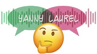 Internet Can't Decide If They Hear YANNY Or LAUREL