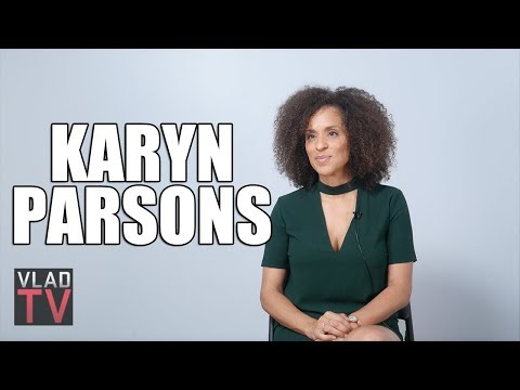 Karyn Parsons on Black Children Calling Black Dolls