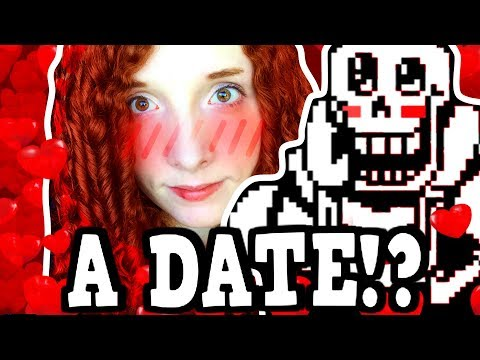 I'M GOING ON A DATE! Undertale Playthrough Episode 4 Family Friendly