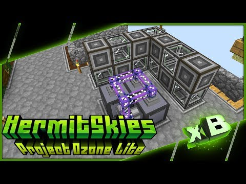 Auto Crafting! :: HermitSkies | Project Ozone Lite :: E21