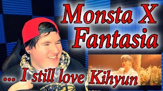 "MONSTA X(몬스타엑스) - FANTASIA MV Reaction ""... YUP ... I still …"