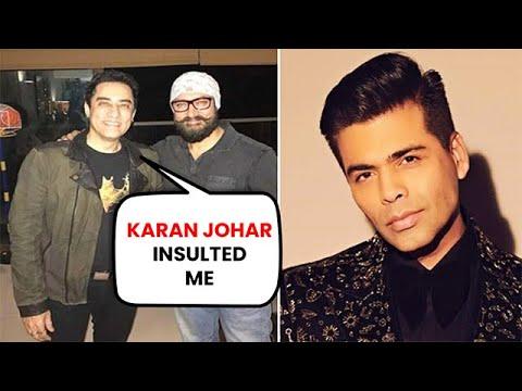 Download Aamir Khan's Brother Makes Shocking Revelations About Karan Johar